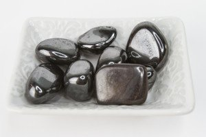 Hematite Tumbled Crystal