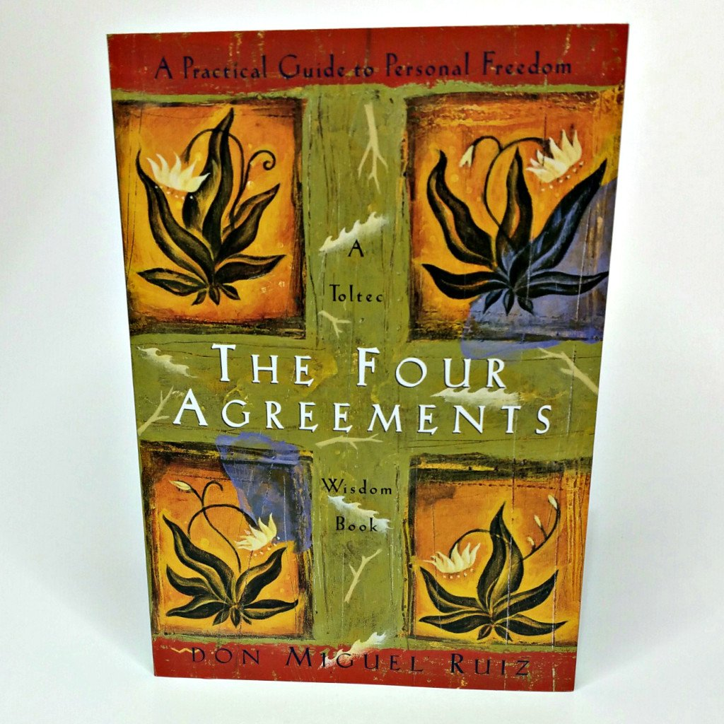 The Four Agreements By Don Miguel Ruiz The Mystical Moon Online Store