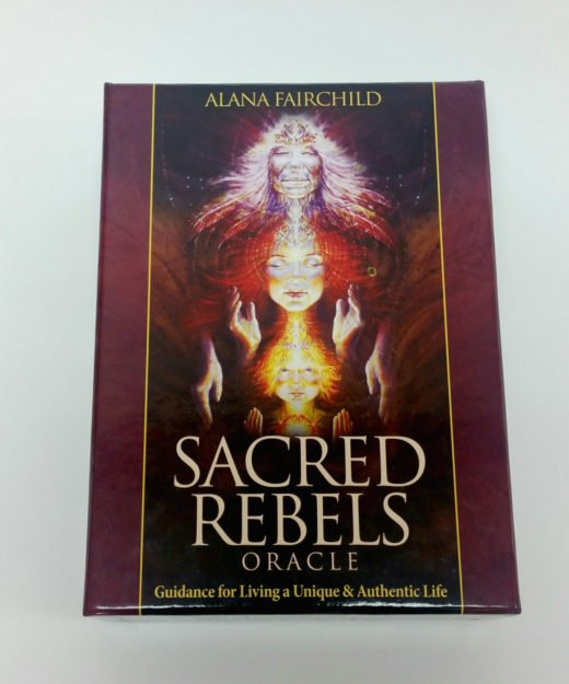 Sacred Rebels Oracle