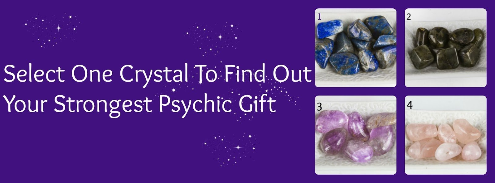 What Is Your Strongest Psychic Ability?