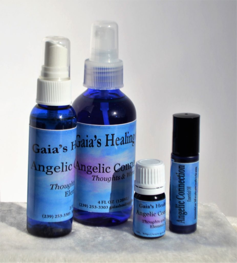 angelic connection essential oil roll-on