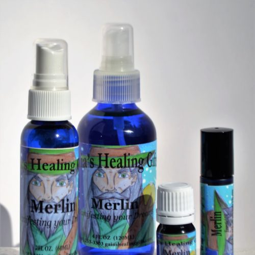 Merlin Essential Oil Blend