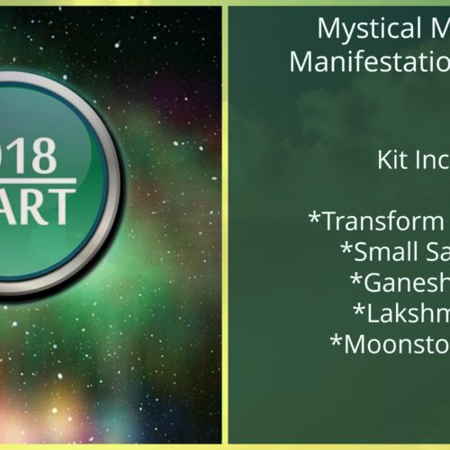 Mystical Moon 2018 Manifestation Kit