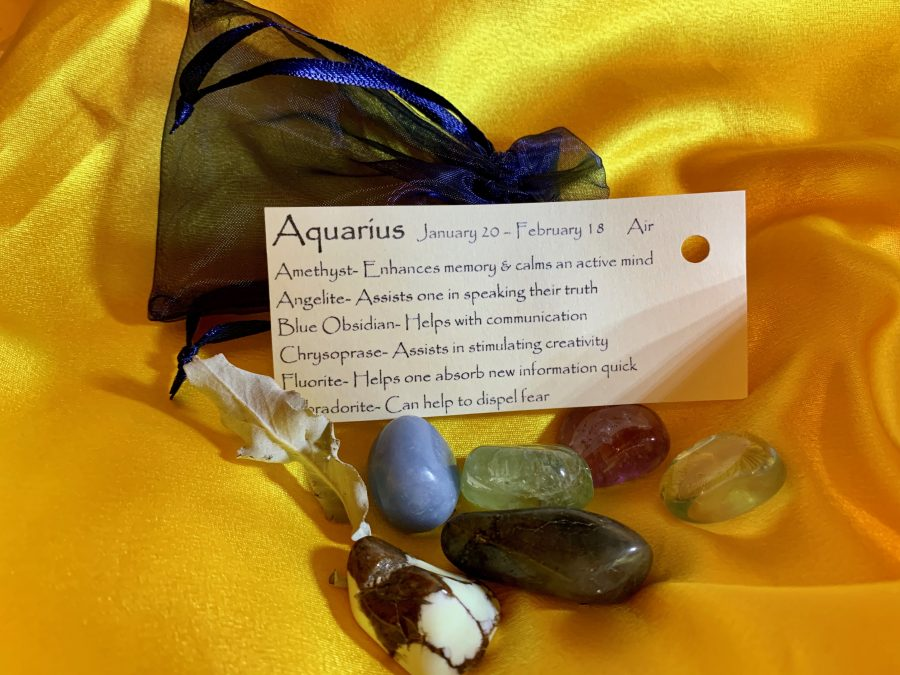 Aquarius astrology pack