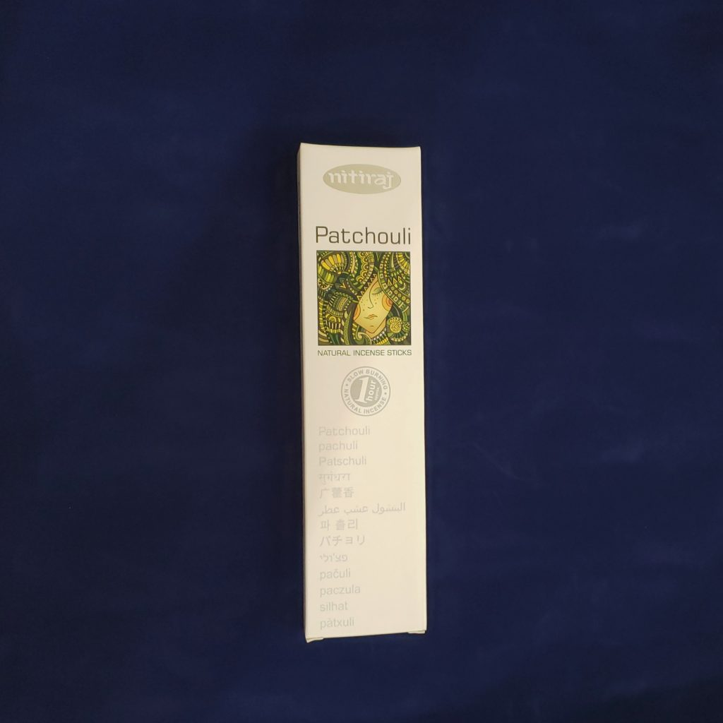 Patchouli Nitiraj Stick Incense