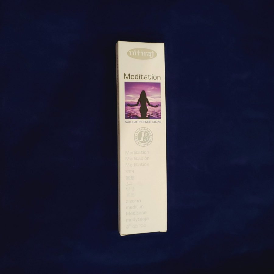 Meditation Nitiraj Stick Incense
