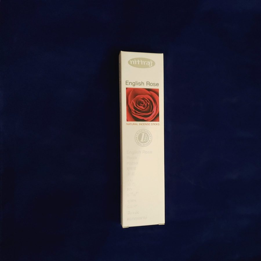 English Rose Nitiraj Stick Incense