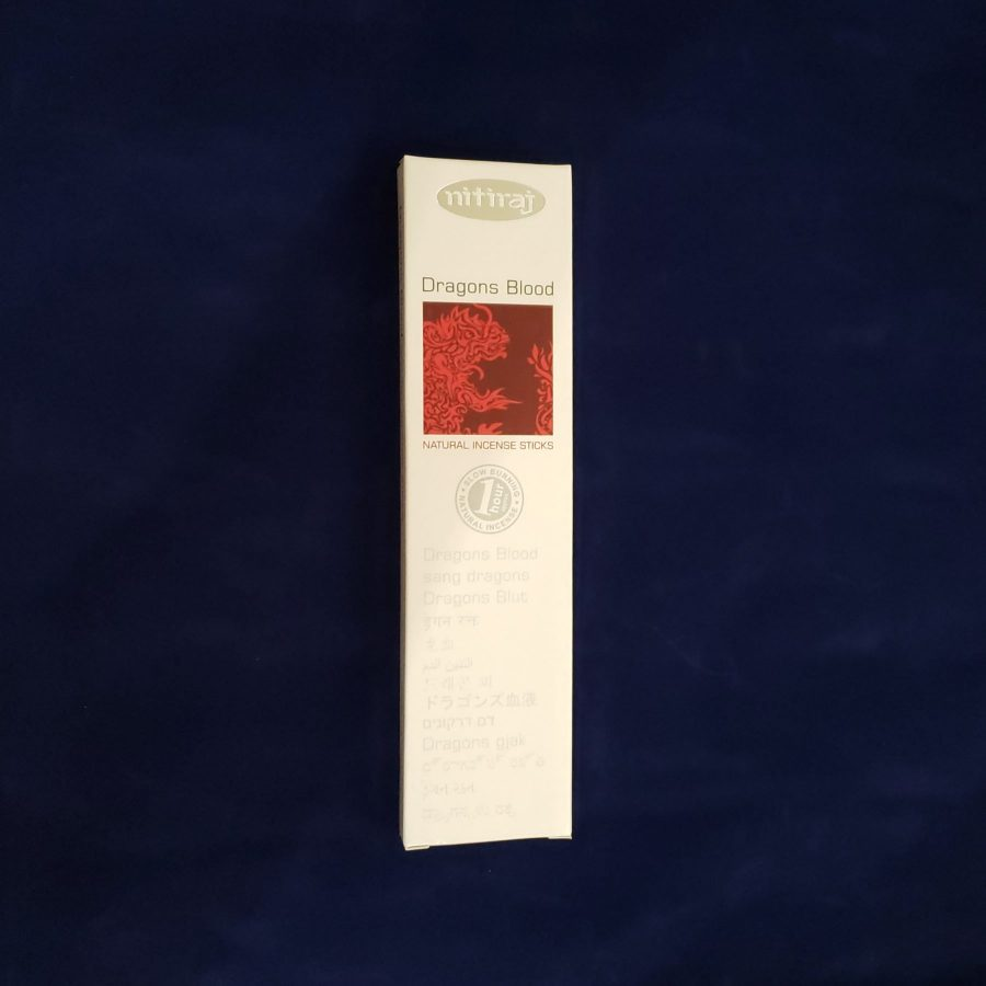 Dragons Blood Nitiraj Stick Incense