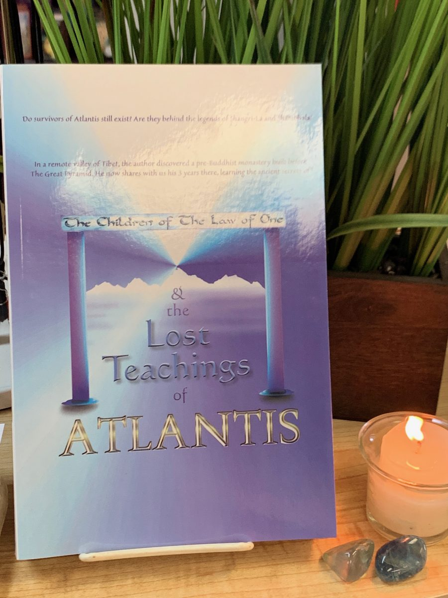 lost teachings of Atlantis