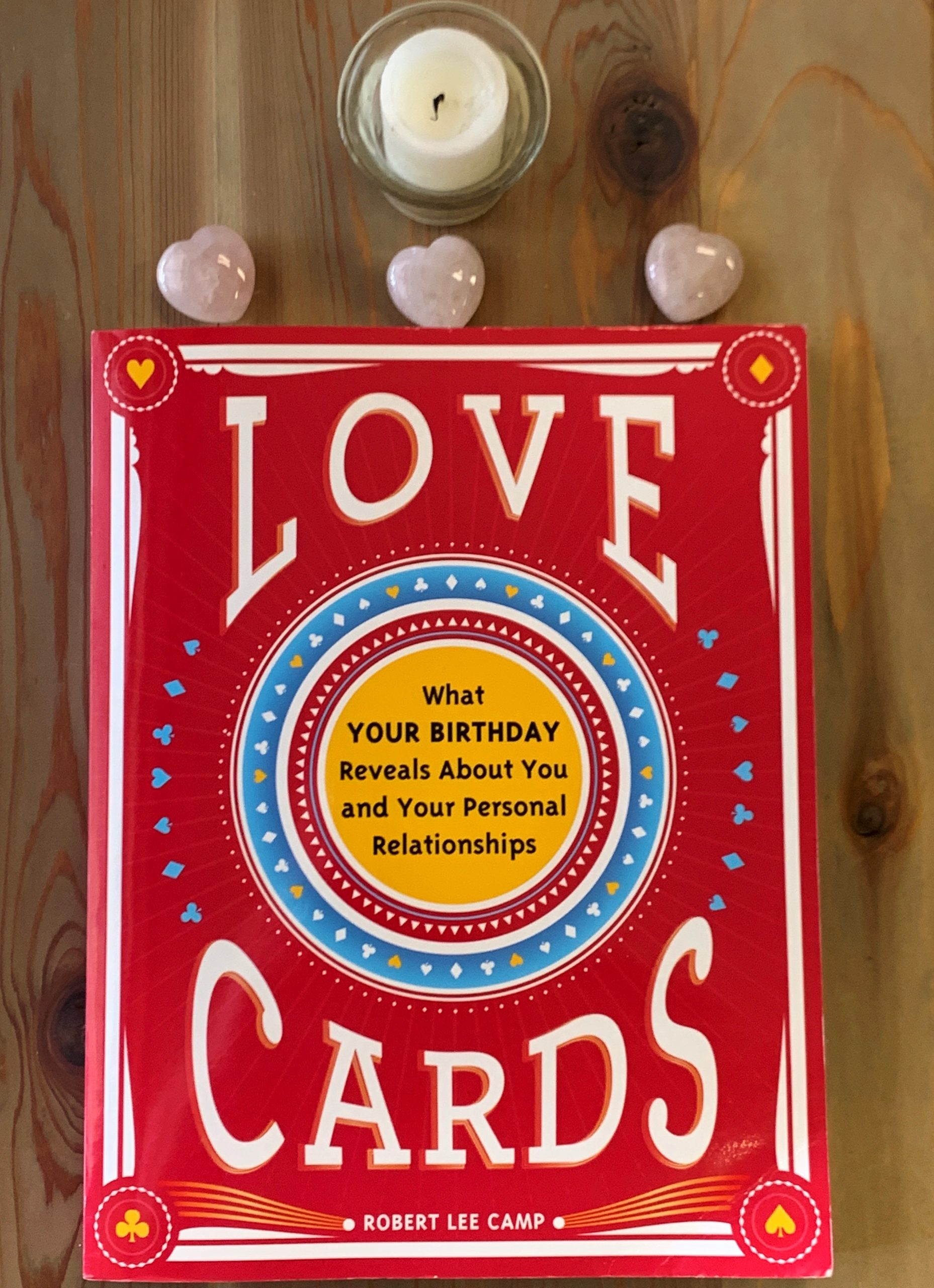 Love Cards Book by Robert Camp