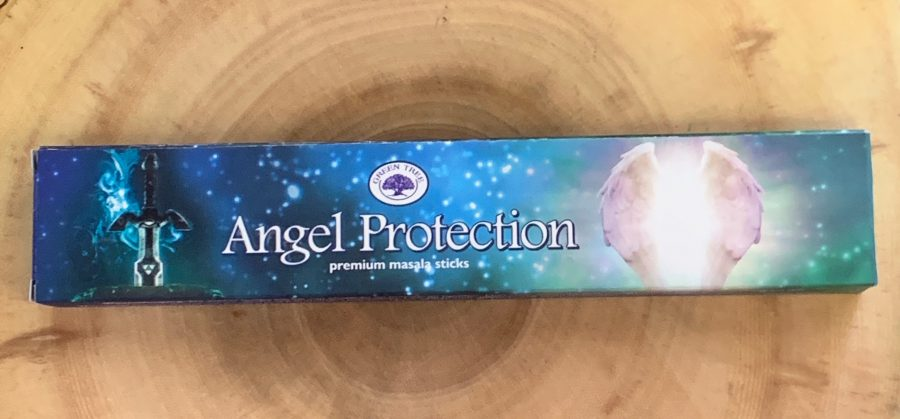 angel protection incense