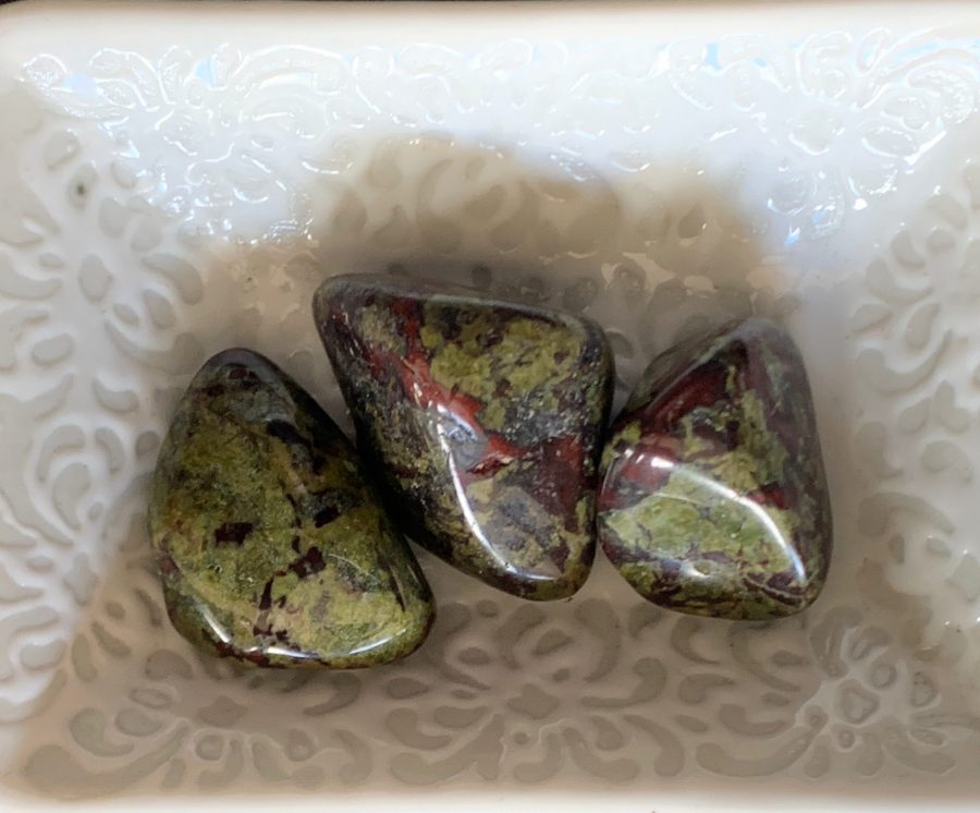 dragon stone tumbled