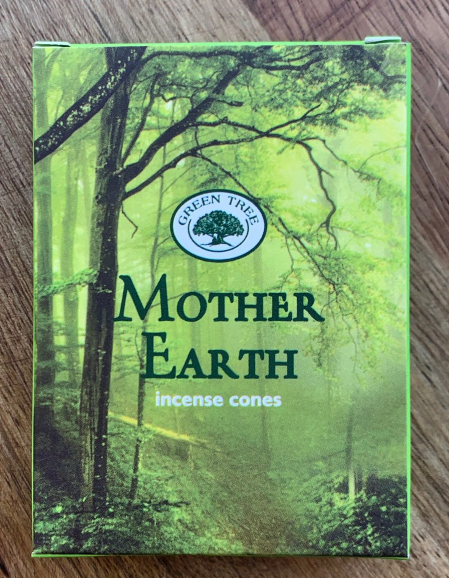 mother earth cone incense