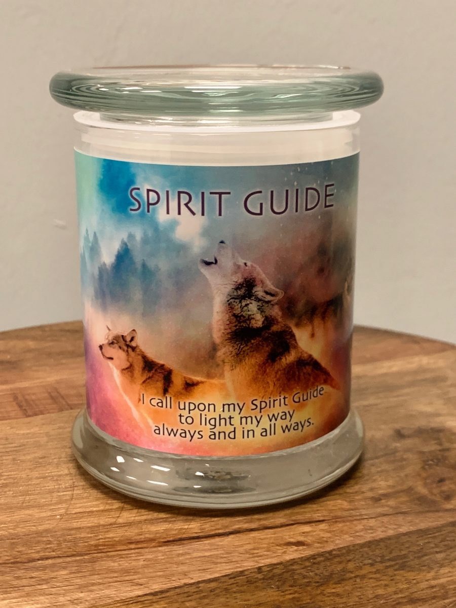 spirit guide candle