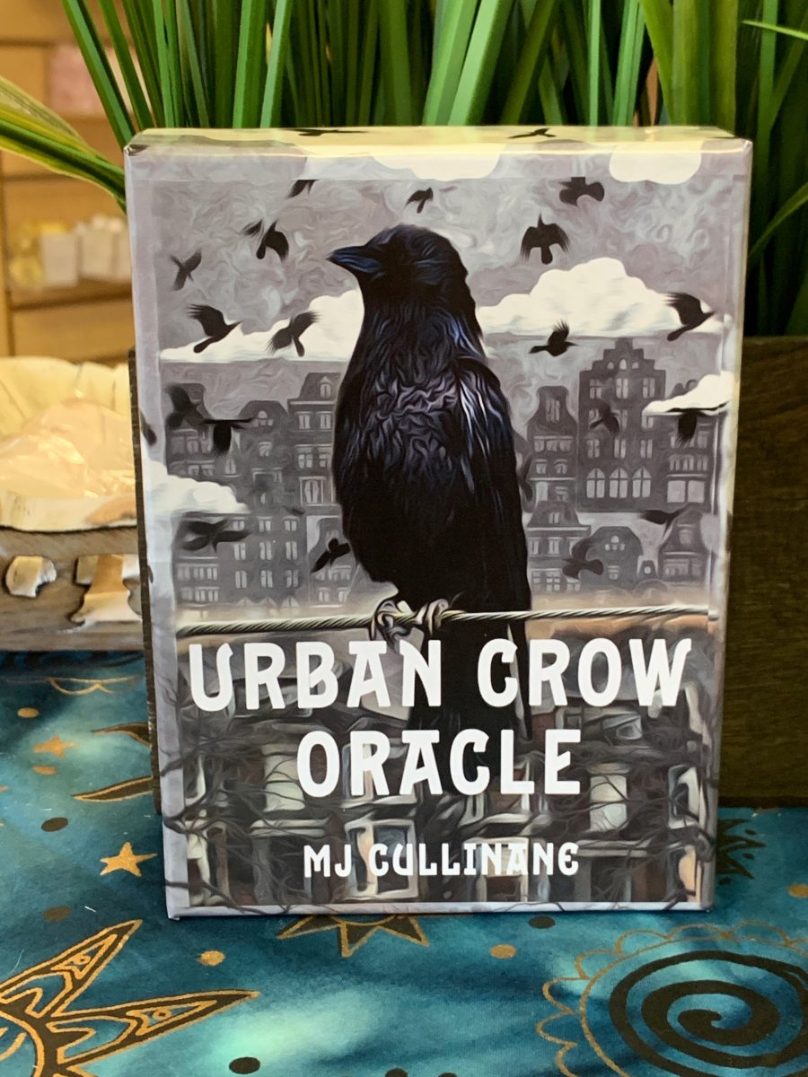 urban crow oracle